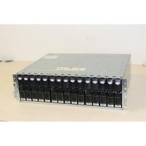 EMC Clariion Disc Array Enclosure 15 x 300 GB für CX3 und CX4 (KTN-STL4)