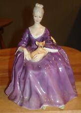 "Royal Doulton Charlotte Figurine HN 2421 -- 6 3/4"""