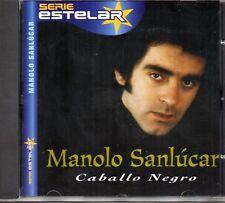 Manolo Sanlúcar – Caballo Negro - Serie Estelar CD 2000