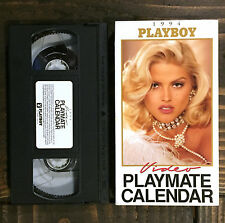 1994 Playboy Video Playmate Calendar VHS Anna Nicole Smith Playmate Of The Year