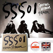 NEW SS501 Special Album 'U R MAN' K-Pop CD