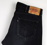 Levi's Strauss & Co Hommes 501 Jeans Jambe Droite Taille W38 L32 AKZ729