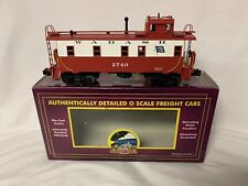 ✅MTH PREMIER PENN CENTRAL LIGHTED N-8 CABOOSE NEW FOR O SCALE DIESEL ENGINE YORK