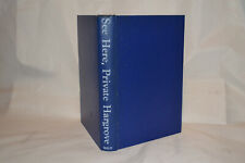 SEE HERE, PRIVATE HARGROVE by Marion Hargrove 1942 Holt hardcover