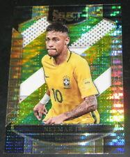 2016-17 Select Neymar Jr. Multi-Color Terrace Base Refractor Brasil Brazil 2017