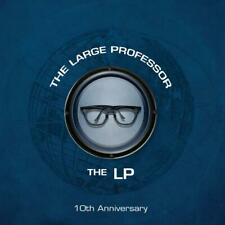 The Large Professor - The LP 10th Anniversary Edition Vinyl Record Silver Color