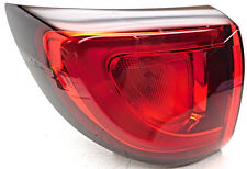 Oem Chrysler Pacifica Left Driver Side Quarter Mounted Tail Lamp Lens