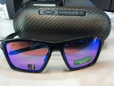 NEW Oakley Targetline sunglasses Polished Black Frame- Prizm Golf Lens 0009397