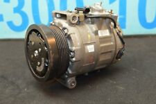 00-02 W220 MERCEDES S55 S500 AC A/C AIR CONDITIONING COMPRESSOR USED 0012300011
