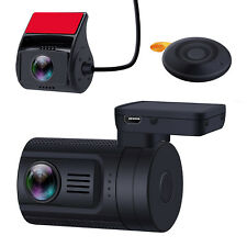 Blueskysea Mini 0906 1080P Dual Full HD Lens Car Dash Cam GPS Loop Recording RC