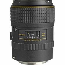 Tokina 100mm f/2.8 AT-X M100 AF Pro D Macro Autofocus Lens for Canon