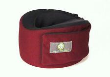 Embrace Sleep Collar Travel Pillow  - Burgundy