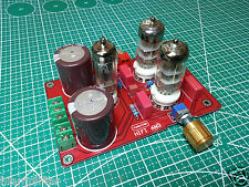 NEW DIY Pre-Amp Tube Amplifier Kit 6N3 x2 + 6Z4 Board