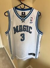 NBA STEVE FRANCIS #3 ORLANDO MAGIC REEBOK JERSEY SIZE XL LENGTH +2 SEWN