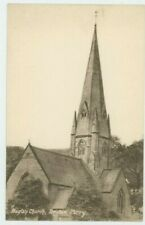 Baglan Church Briton Ferry, Glamorgan Postcard, C005