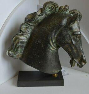 Lioulias Museum Replicas Horse Head