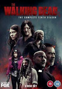 The Walking Dead: Season 10 (PRESALE 23/08/2021) DVD NEW
