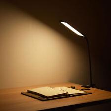 USB Smart LED Light Clip On Desk Lamp Dimmable Memory Study Reading Table Light