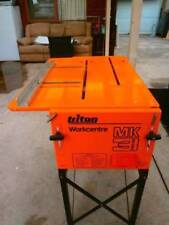 Triton MK3 Work centre / Work Bench & Router Jigsaw Table