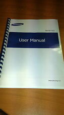 SAMSUNG GALAXY S5 (G900F) PRINTED INSTRUCTION MANUAL USER GUIDE 253 PAGES A5
