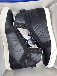Aj Armani Jeans high top shoes