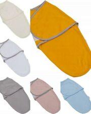 Pucksack Babyschlafsack Strickware Swaddle Babynestchen Baumwolle 0-6 Monat