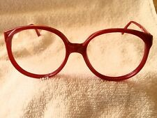 DIANE KEATON CLASSIC 1977 ANNIE HALL FRAME!  IN RASPBERRY NEW OLD STOCK!!