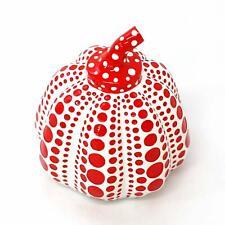 Yayoi Kusama Object [Pumpkin (White / Red)] from japan