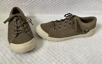 Teva 1018488 Freewheel Walnut Brown Corduroy Shoe Sneaker Womens Sz 8 VGUC