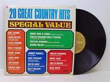 20 Great Country Hits Special Value 1975 LP RCA CPL1 1286 VG++