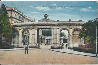 CPA  54 - NANCY - L'Hemicycle de la Carrière et le Palais du Gouvernement