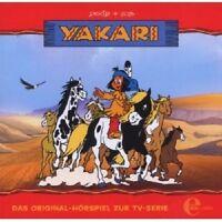 YAKARI - (9)YAKARI UND DIE PFERDEDIEBE,HSP Z TV-SERIE  CD NEU