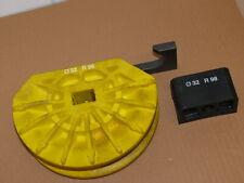 Rems biegesegment 32mm R 98 con gleitstück para la curvo
