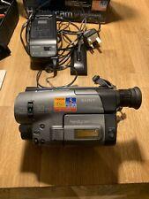 Sony VIDEOCAMERA VIDEO video PAL 8 Handycam Vision (CCD-TRV24E) (usato ma in buonissima condizione)