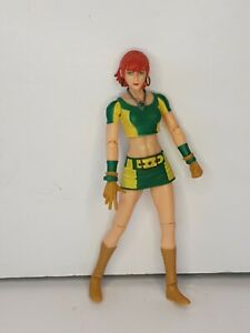 Marvel Legends S3 Queen Brood BAF - X-Men Marvel Girl Rachel Summers Action Fig