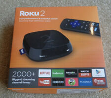 ROKU 2 Media Streamer 4210R Black
