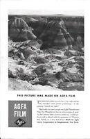 Vintage Advertisement : Sherwin - Williams Paints / Agfa Film  : June 1937