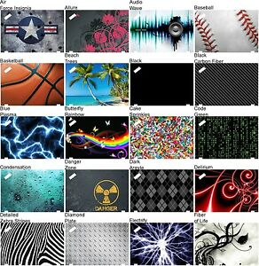 Choose Any 1 Vinyl Sticker/Skin for Lenovo Thinkpad X100e Laptop Lid - Free Ship