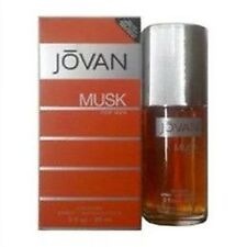 Musk for Men  Jovan 3.0 oz 88 ml Cologne New In Box!