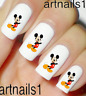 Disney Mickey Mouse Nail Art Water Decals Stickers Manicure Salon Polish Gift