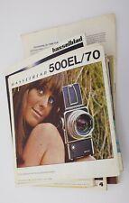 HASSELBLAD Photography Magazines / pamphlets / ephemera / brochures VINTAGE