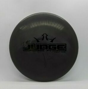 Brand New Dynamic Discs First Run EMAC Judge Classic Blend 175G Black/Black
