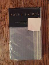 (1) Ralph Lauren DUNE LANE Jamesport King Pillow Sham NEW  Chambray