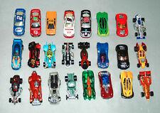 Racing Cars 24 LOT Model 1:64 Scale Hot Wheels Mattel Shotz Blastous Autos Toys