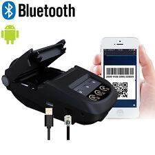 58mm Wireless Bluetooth Printer Termica Stampante Di Ricevute Para IOS Android