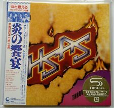 HSAS - Sammy Hagar Neal Schon (Journey) Japan SHM MINI LP CD OBI UICY-75599 NEU