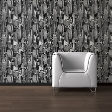 102503 New York Landmarks Statue Of Liberty Black & White Feature Wallpaper