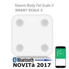 XIAOMI BODY FAT SCALE 2 BILANCIA BT ANALISI COMPOSIZIONE CORPOREA NOVITà 2017