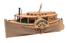 Steamboat Abrau-Dyurso wood ship, model kit 1/48 scale, F0531