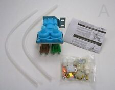 Dual Water Valve Replacement For Refrigerators W/ Water Dispenser & Ice Maker